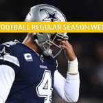 Los Angeles Rams vs Dallas Cowboys Predictions, Picks, Odds, and Betting Preview - NFL Week 15 - December 15 2019