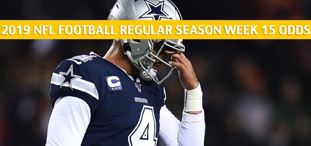 Los Angeles Rams vs Dallas Cowboys Predictions, Picks, Odds, and Betting Preview – NFL Week 15 – December 15 2019