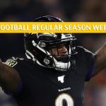 Baltimore Ravens vs Cleveland Browns Predictions, Picks, Odds, and Betting Preview - NFL Week 16 - December 22 2019