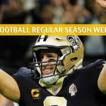 New Orleans Saints vs Carolina Panthers Predictions, Picks, Odds, and Betting Preview - NFL Week 17 - December 29 2019