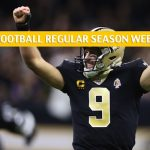 New Orleans Saints vs Tennessee Titans Predictions, Picks, Odds, and Betting Preview - NFL Week 16 - December 22 2019