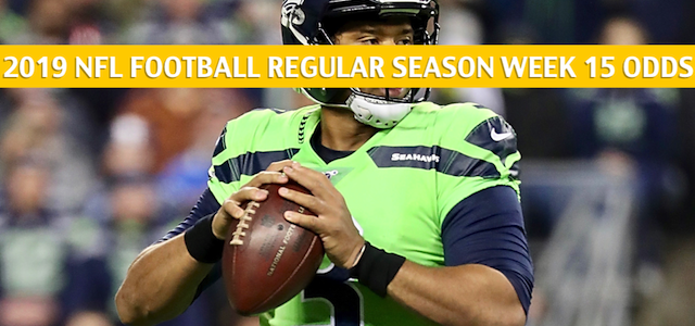 Seattle Seahawks vs Carolina Panthers Predictions, Picks, Odds, and Betting Preview – NFL Week 15 – December 15 2019