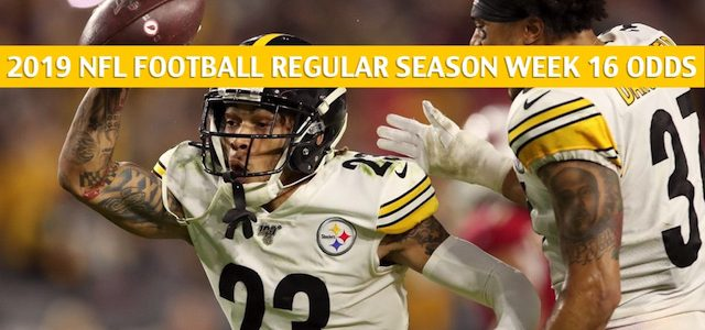 Pittsburgh Steelers vs New York Jets Predictions, Picks, Odds, and Betting Preview – NFL Week 16 – December 22 2019