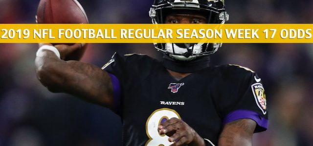 Pittsburgh Steelers vs Baltimore Ravens Predictions, Picks, Odds, and Betting Preview – NFL Week 17 – December 29 2019