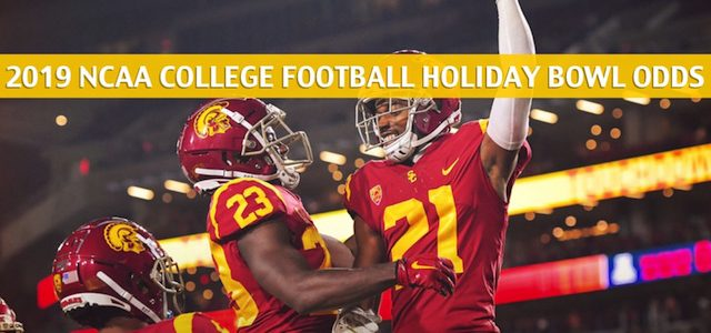 USC Trojans vs Iowa Hawkeyes Predictions, Picks, Odds, and NCAA Football Betting Preview – Holiday Bowl – December 27 2019
