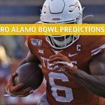 Utah Utes vs Texas Longhorns Predictions, Picks, Odds, and NCAA Football Betting Preview - Valero Alamo Bowl - December 31 2019