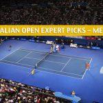 2020 Australian Open Expert Picks and Predictions - Men's Singles