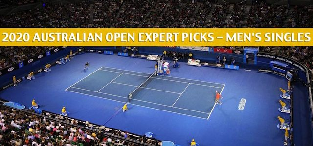 2020 Australian Open Expert Picks and Predictions – Men's Singles