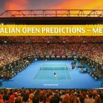 2020 Australian Open Predictions, Picks, Odds, and Betting Preview - Men's Singles