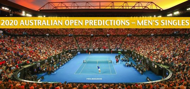 2020 Australian Open Predictions, Picks, Odds, and Betting Preview – Men's Singles