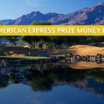 The American Express Purse and Prize Money Breakdown 2020