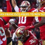 Betting on the San Francisco 49ers - Lines and Odds for Super Bowl 54