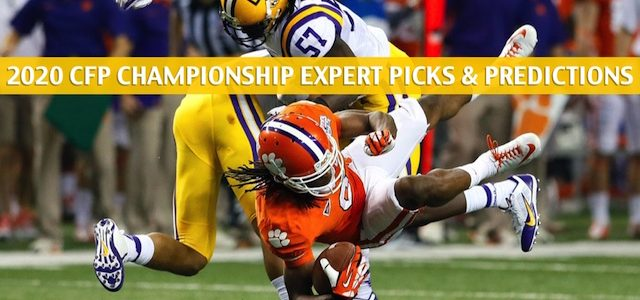 College Football National Championship Expert Picks and Predictions – January 13 2020