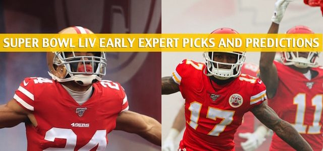 Early Expert Picks and Predictions for Super Bowl LIV 2020