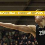 Gonzaga Bulldogs vs Loyola Marymount Lions Predictions, Picks, Odds, and NCAA Basketball Betting Preview - January 11 2020