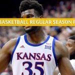 Kansas Jayhawks vs Texas Longhorns Predictions, Picks, Odds, and NCAA Basketball Betting Preview - January 18 2020