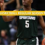 Michigan State Spartans vs Purdue Boilermakers Predictions, Picks, Odds, and NCAA Basketball Betting Preview - January 12 2020