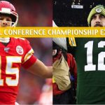 NFL Conference Championships Expert Picks and Predictions 2020