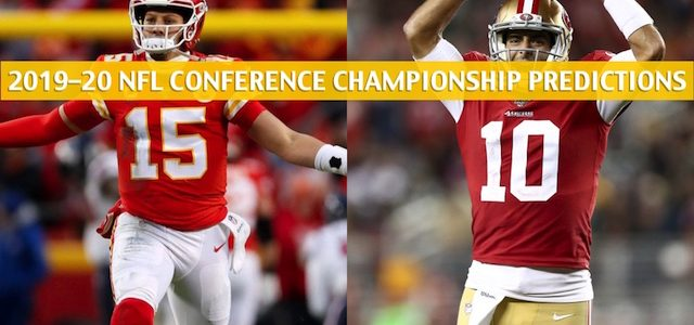 NFL Conference Championships Picks and Predictions 2020