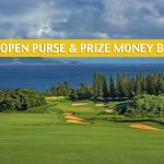 2020 PGA Sony Open Purse and Prize Money Breakdown