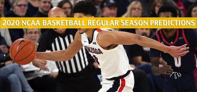 Pepperdine Waves vs Gonzaga Bulldogs Predictions, Picks, Odds, and NCAA Basketball Betting Preview – January 4 2020