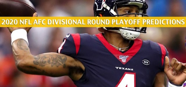 Houston Texans vs Kansas City Chiefs Predictions, Picks, Odds, and Betting Preview – NFL AFC Divisional Round Playoff – January 12 2020