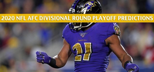Tennessee Titans vs Baltimore Ravens Predictions, Picks, Odds, and Betting Preview – NFL AFC Divisional Round Playoff – January 11 2020