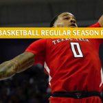 WestVirginia MountaineersvsTexas Tech Red RaidersPredictions, Picks, Odds, and NCAA Basketball Betting Preview -January 29 2020