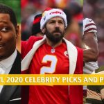 Celebrity Super Bowl Picks and Predictions 2020