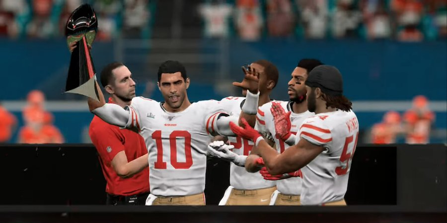 EA Sports Madden NFL 20 Super Bowl Pick and Prediction