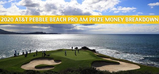 2020 AT&T Pebble Beach Pro-Am Purse and Prize Money Breakdown