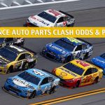 Advance Auto Parts Clash Predictions, Picks, Odds, and Betting Preview - February 9 2020