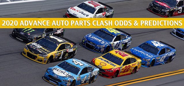 Advance Auto Parts Clash Predictions, Picks, Odds, and Betting Preview – February 9 2020