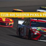 2020 Auto Club 400 Sleepers and Sleeper Picks and Predictions