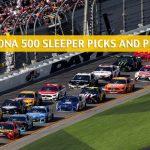 2020 Daytona 500 Sleepers / Sleeper Picks and Predictions