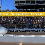FanShield 500 Predictions, Picks, Odds, and Betting Preview - March 8 2020