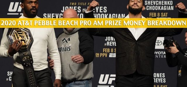 UFC 247 Predictions, Picks, Odds, and Betting Preview – Jon Jones vs Dominick Reyes – February 8 2020