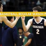 Loyola Marymount Lions vs Gonzaga Bulldogs Predictions, Picks, Odds, and NCAA Basketball Betting Preview - February 6 2020