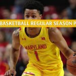 Maryland Terrapins vs Illinois Fighting Illini Predictions, Picks, Odds, and NCAA Basketball Betting Preview - February 7 2020