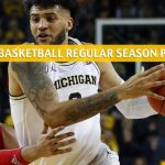 Michigan Wolverines vs Maryland Terrapins Predictions, Picks, Odds, and NCAA Basketball Betting Preview - March 8 2020