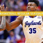 Oklahoma Sooners vs Kansas Jayhawks Predictions, Picks, Odds, and NCAA Basketball Betting Preview - February 15 2020