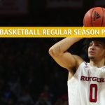 Rutgers Scarlet Knights vs Maryland Terrapins Predictions, Picks, Odds, and NCAA Basketball Betting Preview - February 4 2020