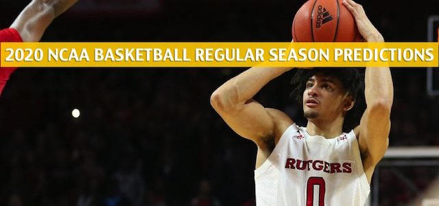 Rutgers Scarlet Knights vs Maryland Terrapins Predictions, Picks, Odds, and NCAA Basketball Betting Preview – February 4 2020