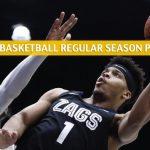 San Francisco Dons vs Gonzaga Bulldogs Predictions, Picks, Odds, and NCAA Basketball Betting Preview - February 20 2020