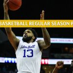 Seton Hall Pirates vs Creighton Bluejays Predictions, Picks, Odds, and NCAA Basketball Betting Preview - March 7 2020