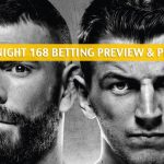 UFC Fight Night 168 Predictions, Picks, Odds, and Betting Preview - Paul Felder vs Dan Hooker - February 22 2020