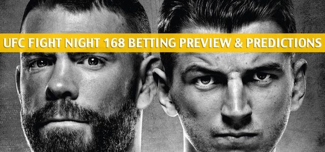 UFC Fight Night 168 Predictions, Picks, Odds, and Betting Preview – Paul Felder vs Dan Hooker – February 22 2020