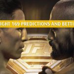 UFC Fight Night 169 Predictions, Picks, Odds, and Betting Preview - Benavidez vs Figueiredo  - February 29 2020