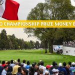 2020 World Golf Championships-Mexico Championship Purse and Prize Money Breakdown
