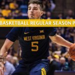 West Virginia Mountaineers vs Oklahoma Sooners Predictions, Picks, Odds, and NCAA Basketball Betting Preview - February 8 2020